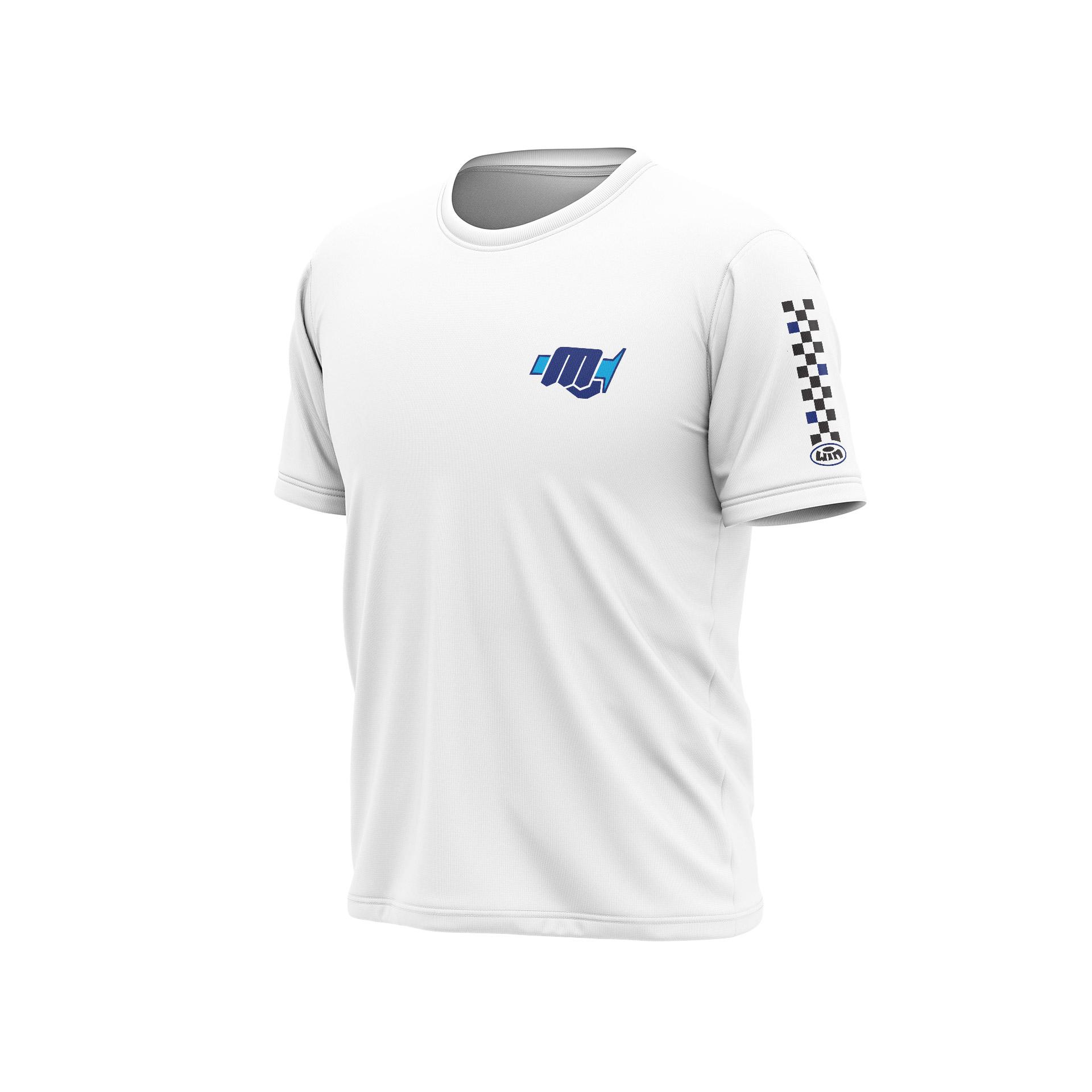 TSD MXM Heart Blanc - Bleu Bleu
