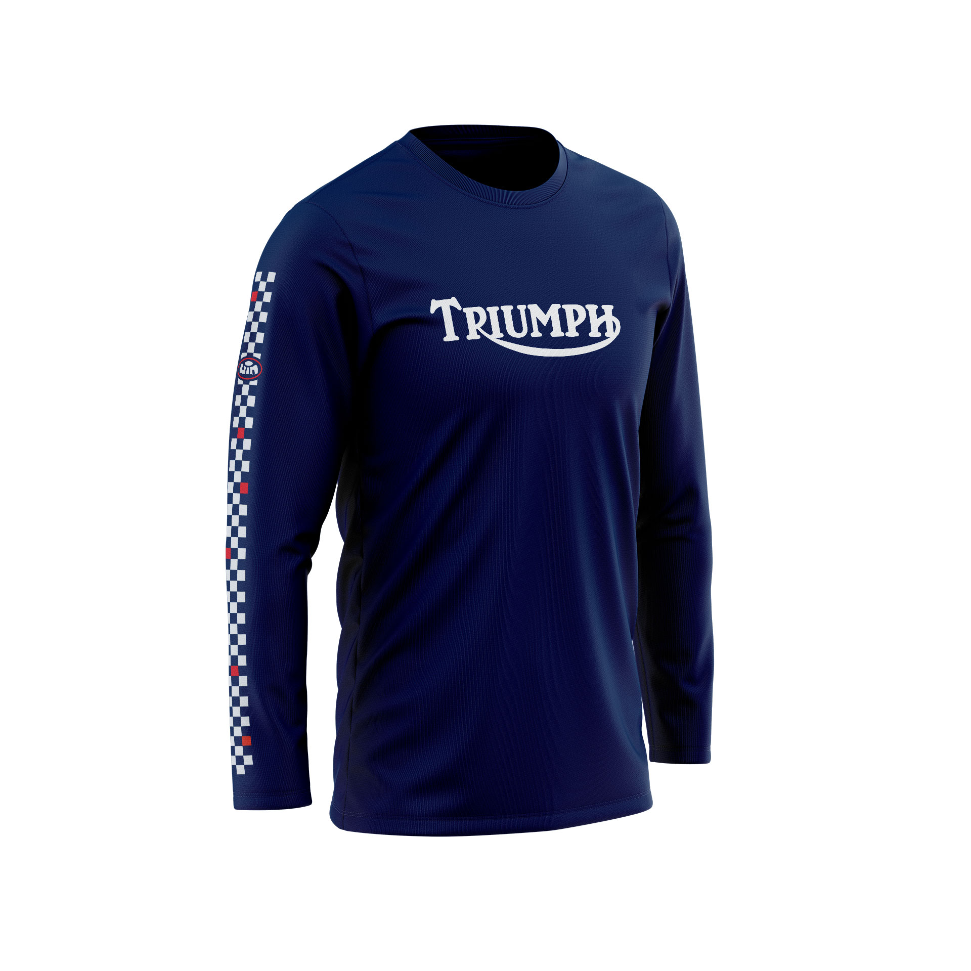TSLS TRIUMPH Navy - Blanc