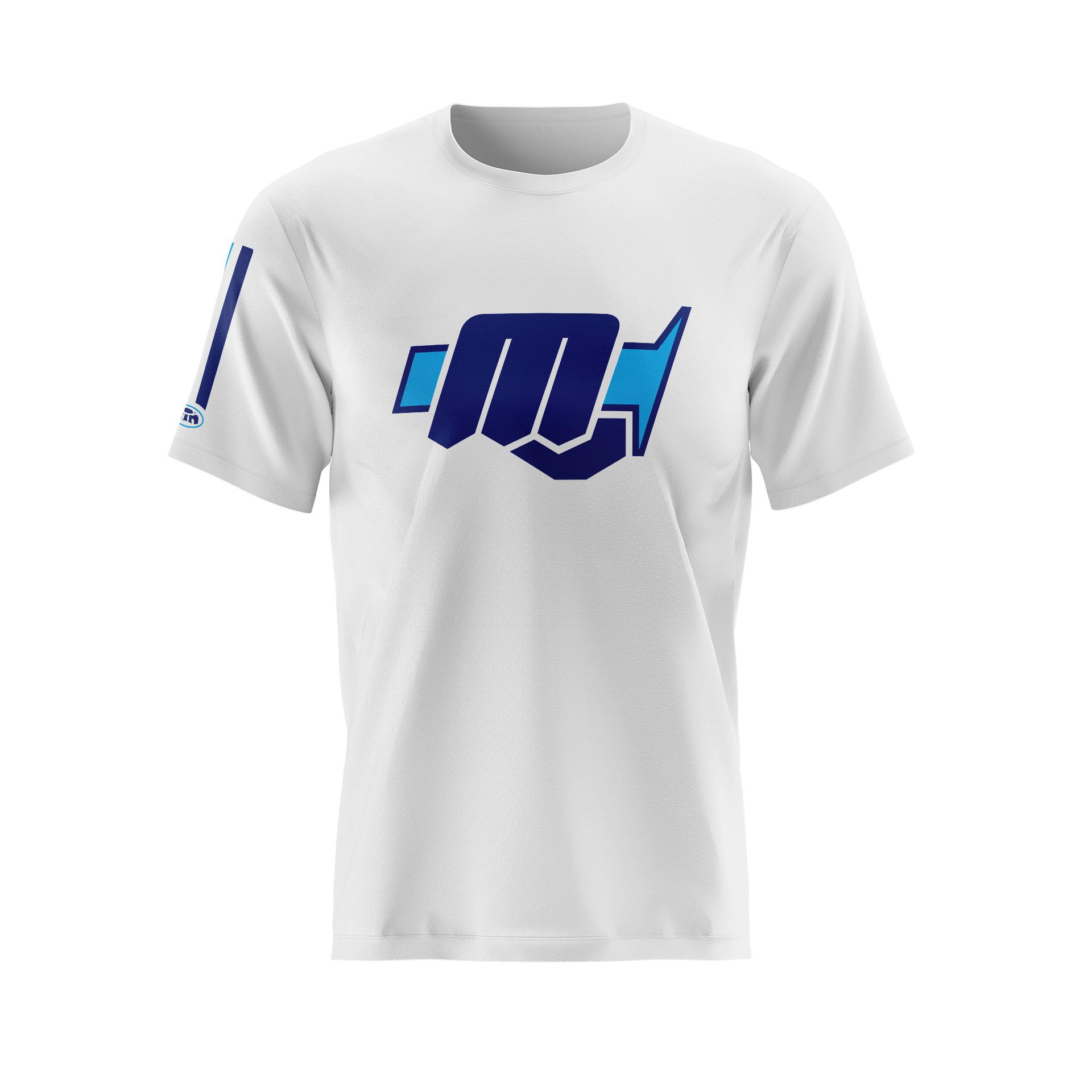 MXM Chest White - Blue
