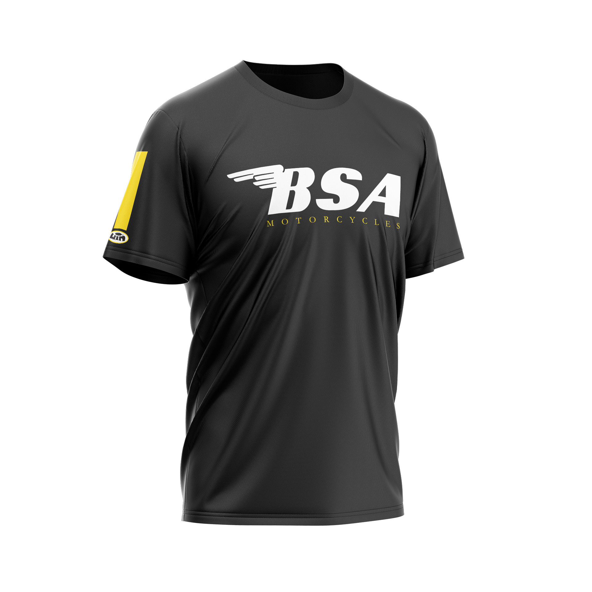 TS BSA Noir Serig