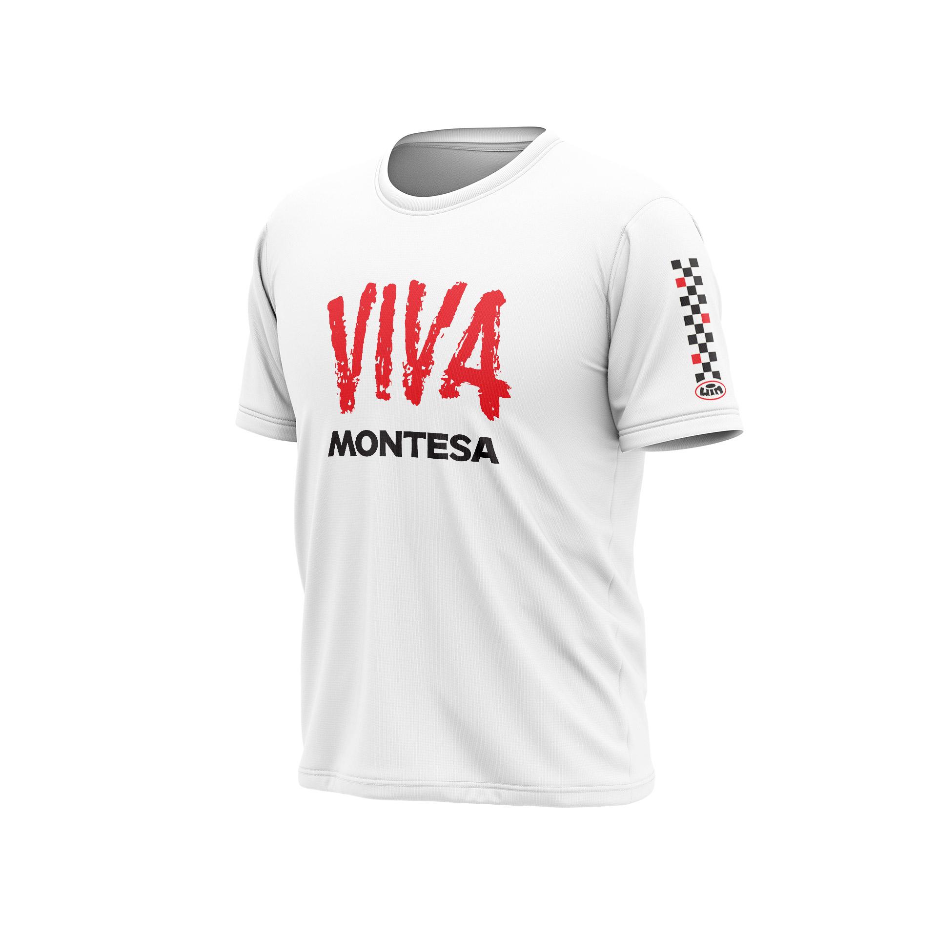 TSD MONTESA Viva Blanc