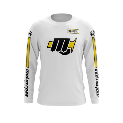 MXM Origin White - Black Yellow