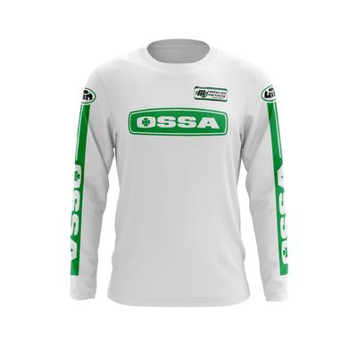 OSSA White - Green