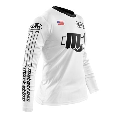 MXM Origin White - Black White