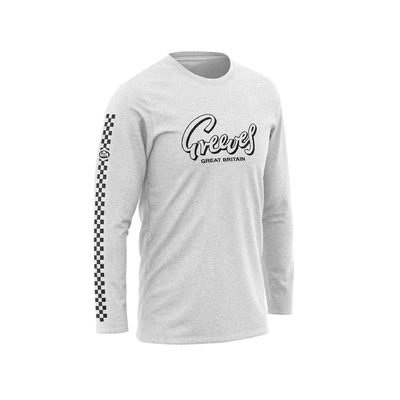 GREEVES Chest Heather White - Black