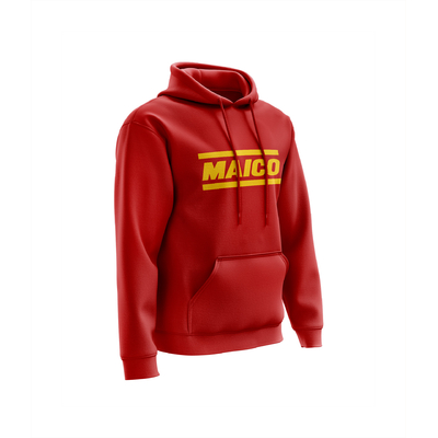 MAICO Chest Red - Yellow