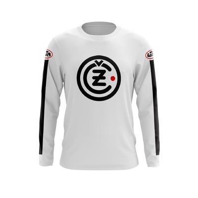 CZ White - Black