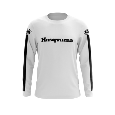 HUSQVARNA 70 White - Black
