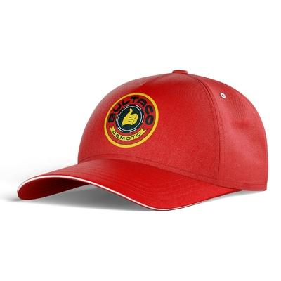 BULTACO Cemoto Cap - Red