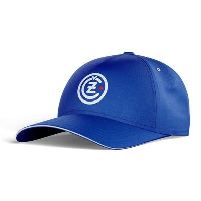 CZ Cap - Royal Blue