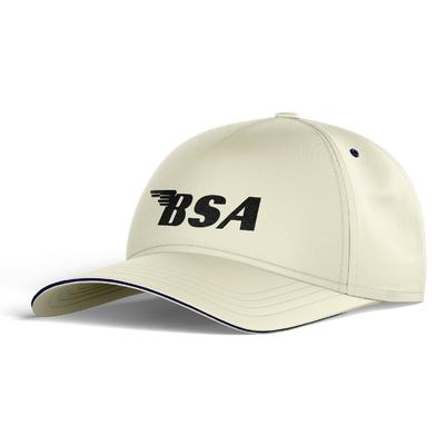 BSA Cap - Natural