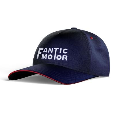 FANTIC Cap - Navy / Red