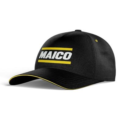 MAICO Cap - Black / Yellow