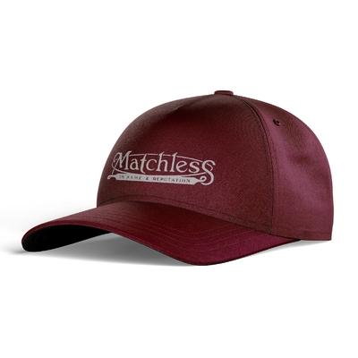 MATCHLESS Cap - Burgundy