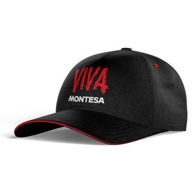MONTESA Viva Cap - Black / Red