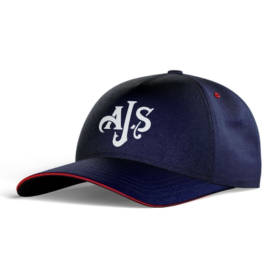 AJS Cap - Navy