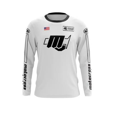 MXM Origin All White - Black White