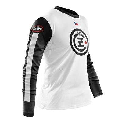 CZ White Black