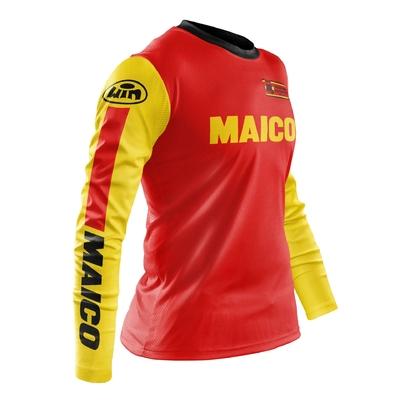 MAICO Red Yellow