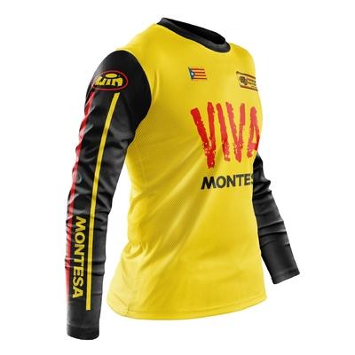 MONTESA Viva Yellow Black