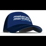 Casquette Team Bleu Profil