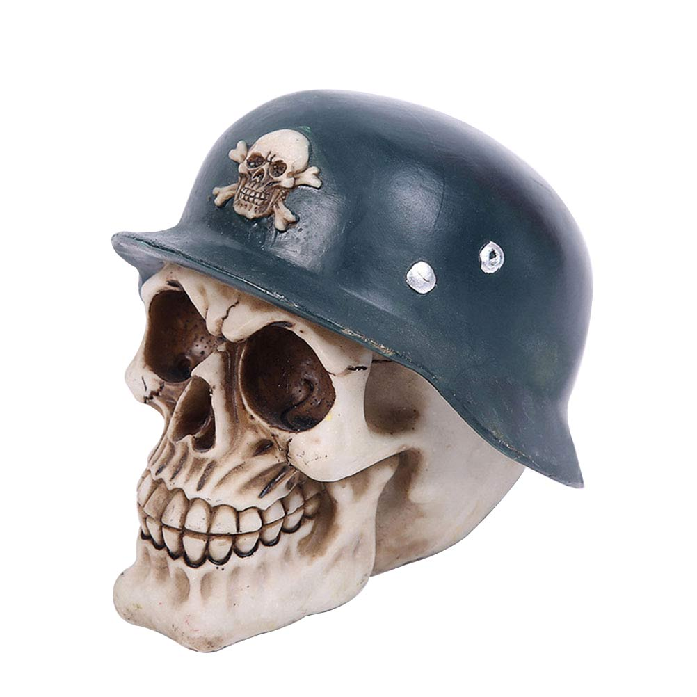 TIRELIRE SKULL CASQUE