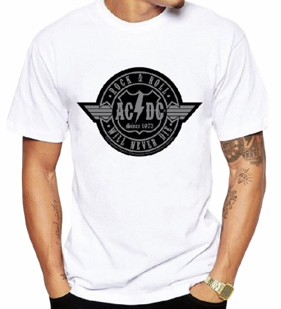 t-shirt ACDC 1