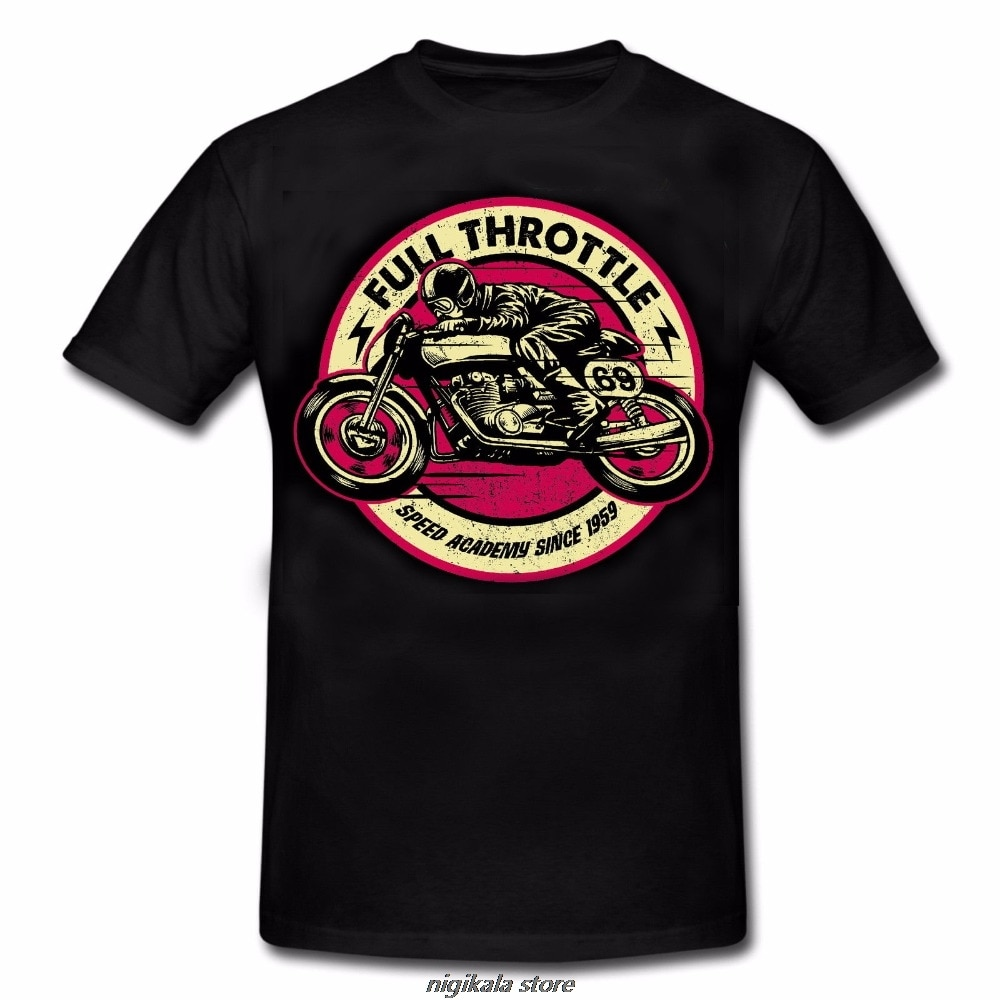 T-Shirt Full Throttle