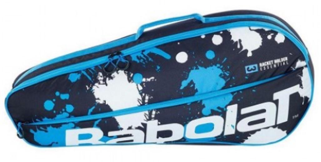 babolat sac white blue