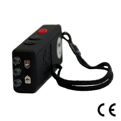 Mini Paralyseur - Shocker électrique 1 200 000 volts avec Led éblouissantes rechargeable USB !