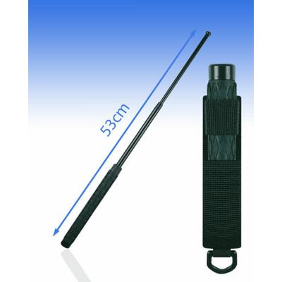 Matraque télescopique 53 cm acier