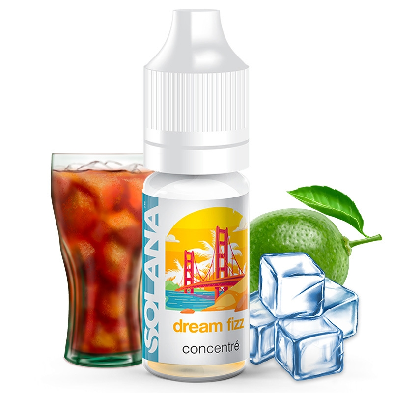 Concentré Dream Fizz Solana 10ml