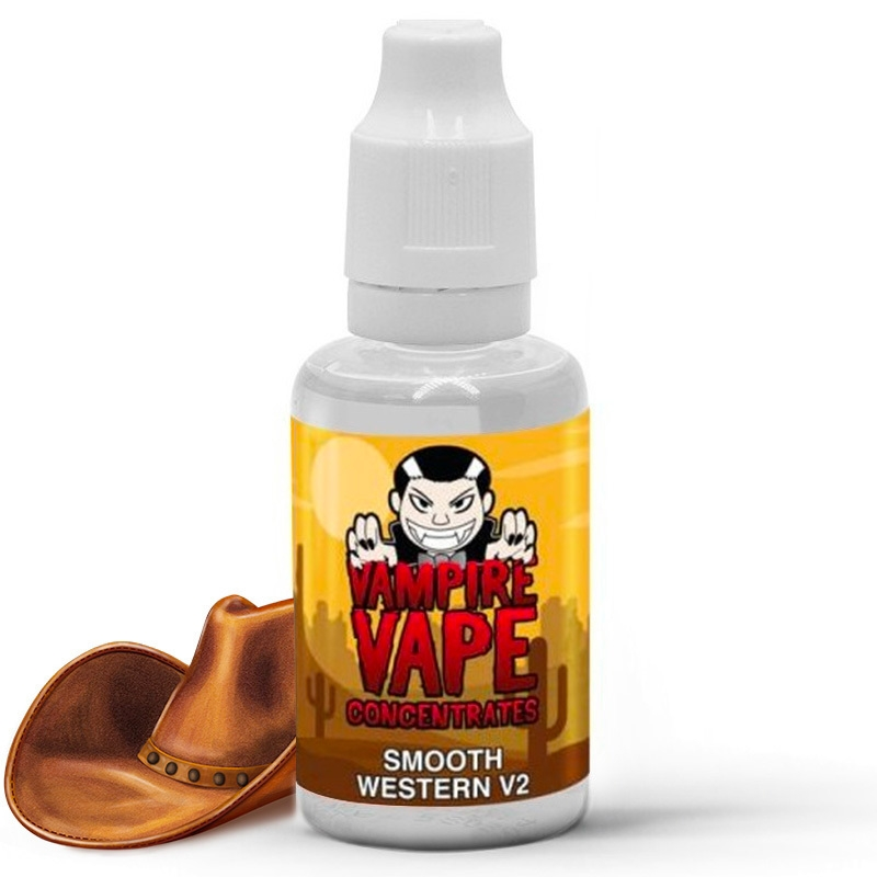 Concentré Smooth Western V2 Vampire Vape 30ml