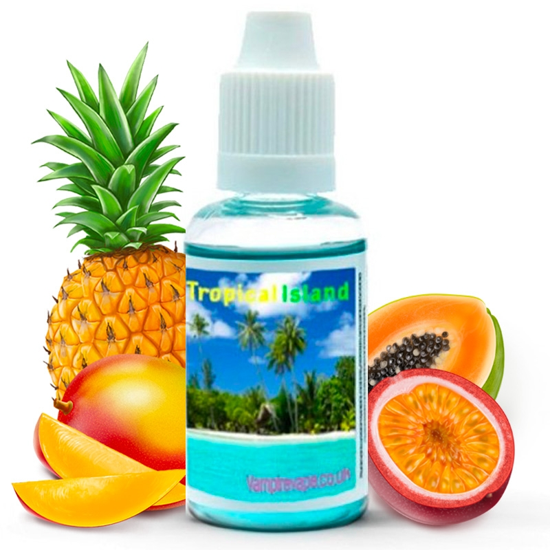 Concentré Tropical Island Vampire Vape 30ml
