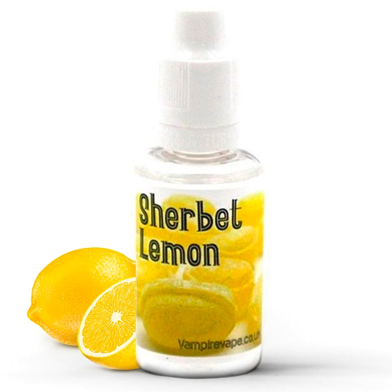 Concentré Sherbet Lemon Vampire Vape 30ml