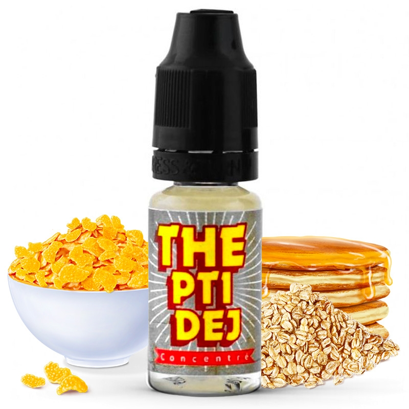 Concentré THE PTI DEJ Vape Or Diy 10ml