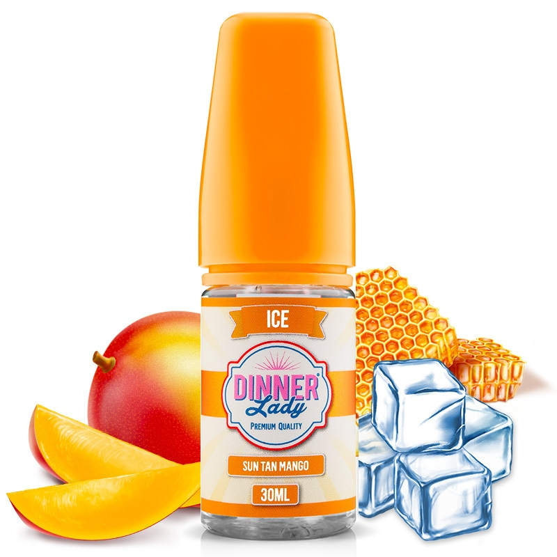 Concentré Sun Tan Mango Ice Dinner Lady 30ml