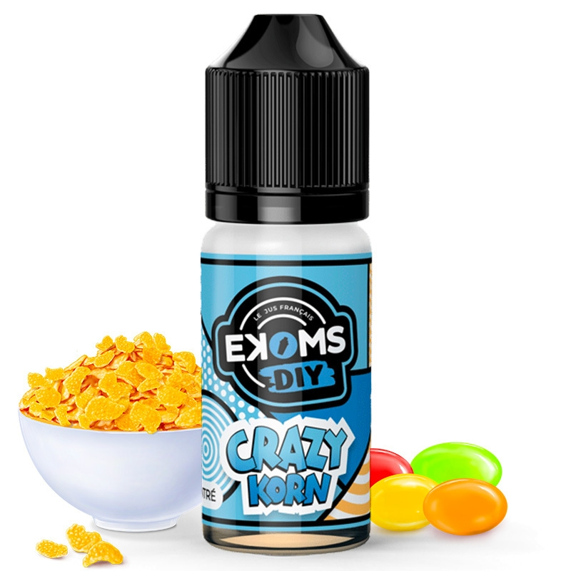 Concentré Crazy Korn Ekoms 10ml