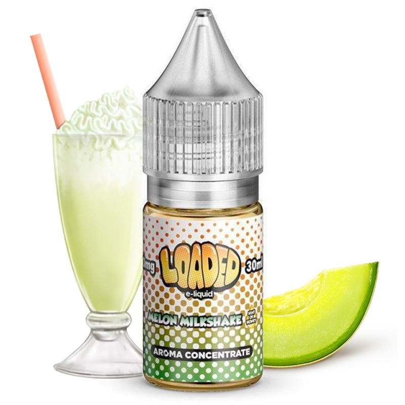 Concentré Melon Milkshake Loaded 30ml