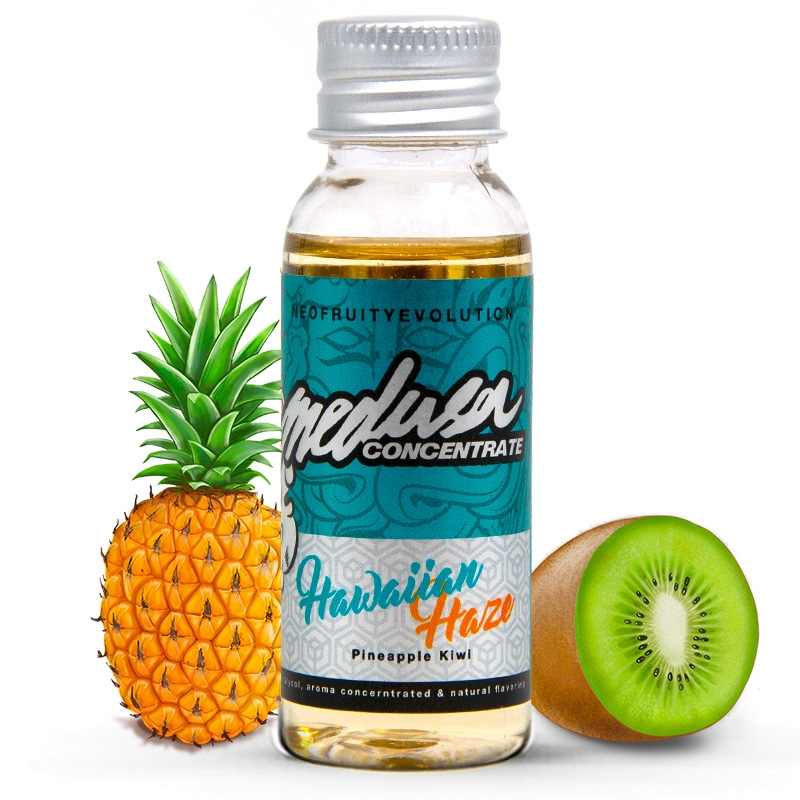 Concentré Hawaïan Haze Medusa 30ml