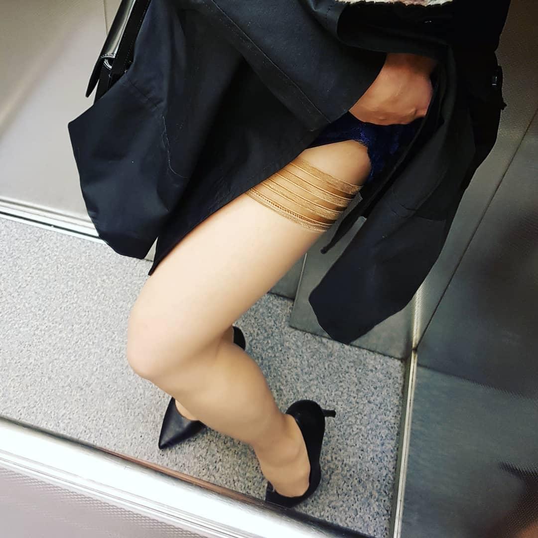 bas autofixant beige 15 deniers misso lingerie