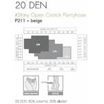 Tabelau taille P211