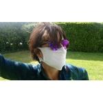 masque blanc protection 2020