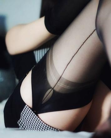 bas porte-jarretelles FiORE et missO lingerie France