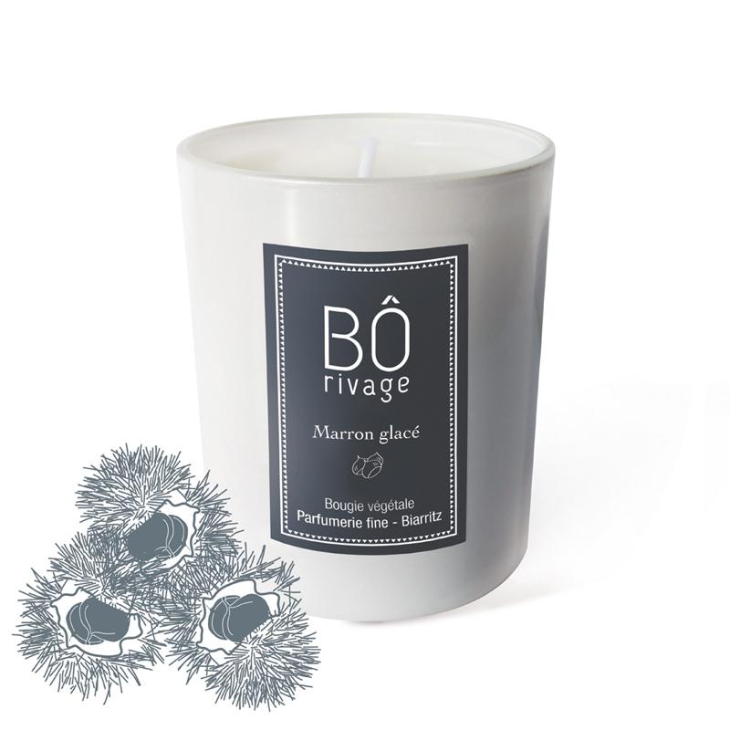 Bougie parfumée Marron glacé 160g