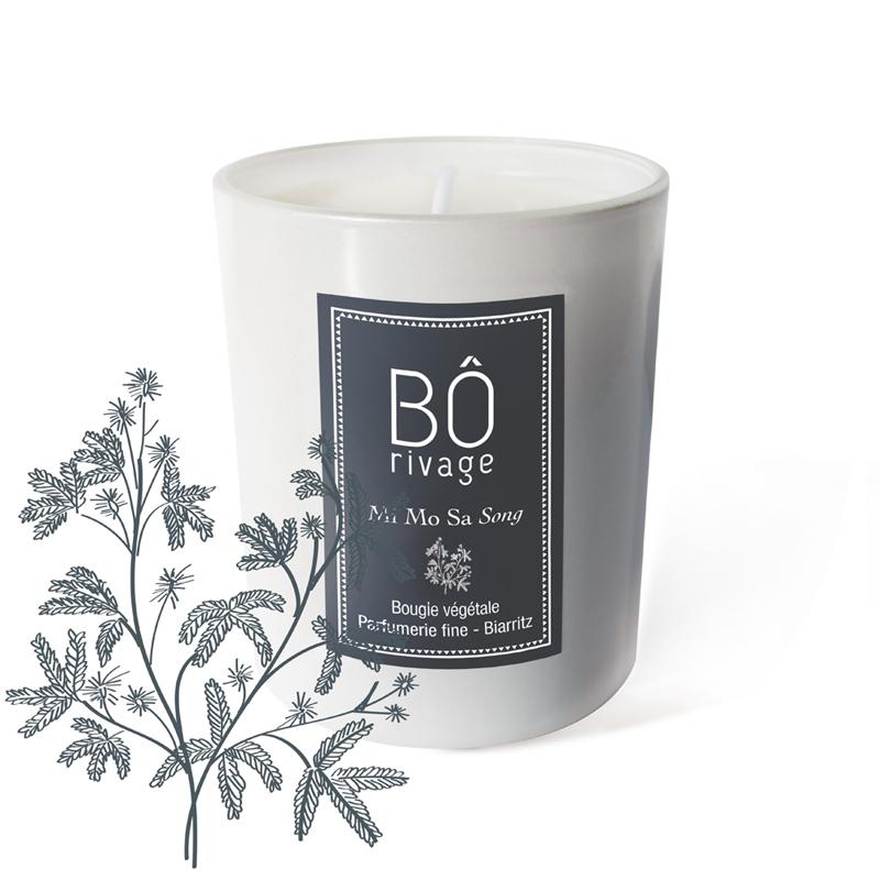 Bougie parfumée Mi Mo Sa Song 160g