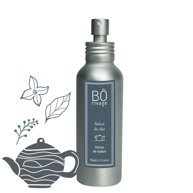 Parfum de maison Salon de thé 100ml