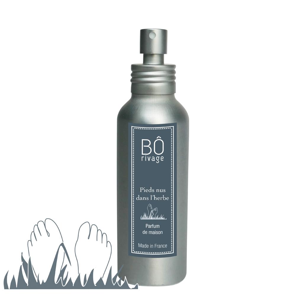 Parfum de maison Pieds nus dans l\'herbe 100 ml