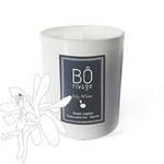 Bougie végétale parfumée Lily White Bôrivage