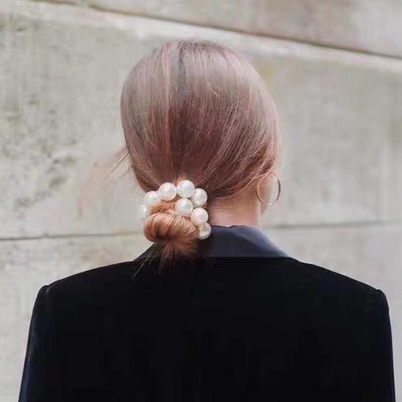 Ruoshui-bande-de-cheveux-caoutchouc-pour-femmes-Cravates-grosses-perles-bande-de-cheveux-mode-cor-enne